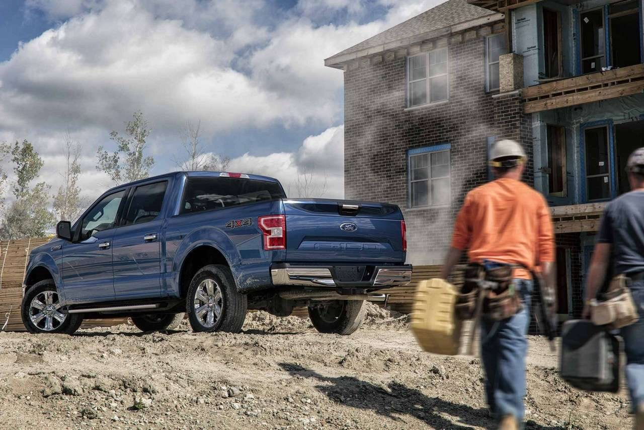 2018 F150 Colors >> Blue Jeans Color Ford F 150 2018